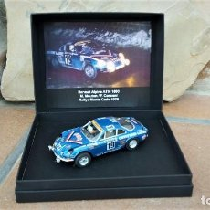 Scalextric: SCALEXTRIC RENAULT ALPINE A110 1800. Lote 125406391