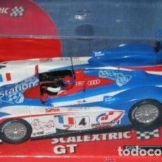 Scalextric: AUDI R8 - GRAN TURISMO - PLAYSTATION - SCALEXTRIC. Lote 154960877