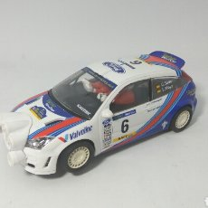 Scalextric: FORD FOCUS WRC SCALEXTRIC TECNITOYS ALTAYA. Lote 126721068