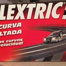 Scalextric: SCALEXTRIC CURVA PERALTADA. Lote 127202163