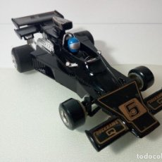 Scalextric: COCHE LOTUS. POLISTIL. MADE IN ITALY. SCALEXTRIC, SLOT, TYCO. Lote 127680615