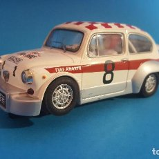 Scalextric: ABARTH 1000 #8   SCALEXTRIC   ALTAYA   TECNITOYS  . Lote 127927947