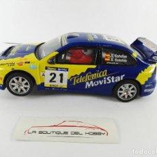 Scalextric: SEAT CORDOBA E2 WRC SCALEXTRIC 6072. Lote 128444643