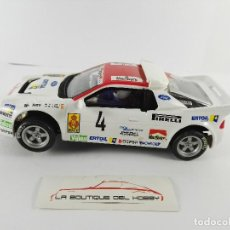 Scalextric: FORD RS 200 SCALEXTRIC ALTAYA. Lote 128450183