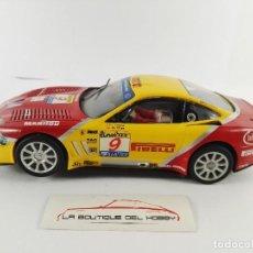Scalextric: FERRARI 550 MARANELLO GT 2004 SCALEXTRIC 6212. Lote 128452087