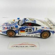 Scalextric: PORSCHE 911 GT1 SCALEXTRIC ALTAYA. Lote 128452523