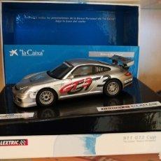 Scalextric: PORSCHE 911 GT3 CUP EDICIÓN LIMITADA. Lote 128751236