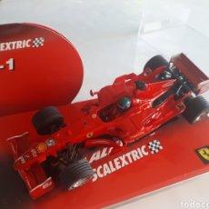 Scalextric: SCALEXTRIC FERRARI F1 F2007. Lote 129321727