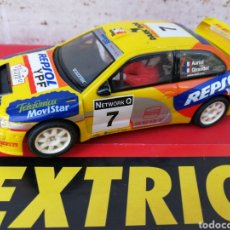 Scalextric: SCALEXTRIC RALLY MÍTICOS- SEAT CORDOBA WRC, ALTAYA.. Lote 130597291