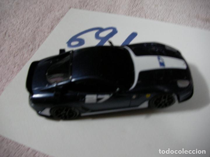COCHE SCALEXTRIC CARRERA FERRARI ESCALA 1/43 (Juguetes - Slot Cars - Scalextric Tecnitoys)