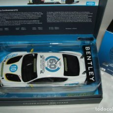 Scalextric: BENTLEY 60 AÑOS SCALEXTRIC REF.-C3831A. Lote 131544110