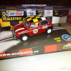 Scalextric: SCALEXTRIC. MINI CLUB 2004. REF. 6137. Lote 218147761