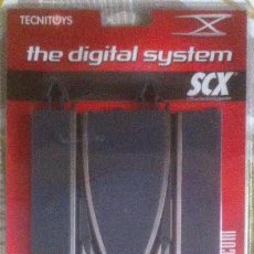Scalextric: SCX DIGITAL CHANGEOVER TRACK 36 MM. ESC 1/32. REF. 20030 - TECNITOYS. Lote 131960606