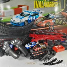 Scalextric: CIRCUITO SCALEXTRIC COMPACT MAX SPEED C10166S500. Lote 132324670