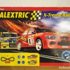Scalextric: CIRCUITO X-TREM RALLY SCALEXTRIC 8067 SIN COCHES. Lote 132553138