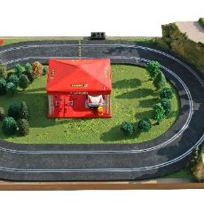 Scalextric: SCALEXTRIC CIRCUITO. Lote 133118738