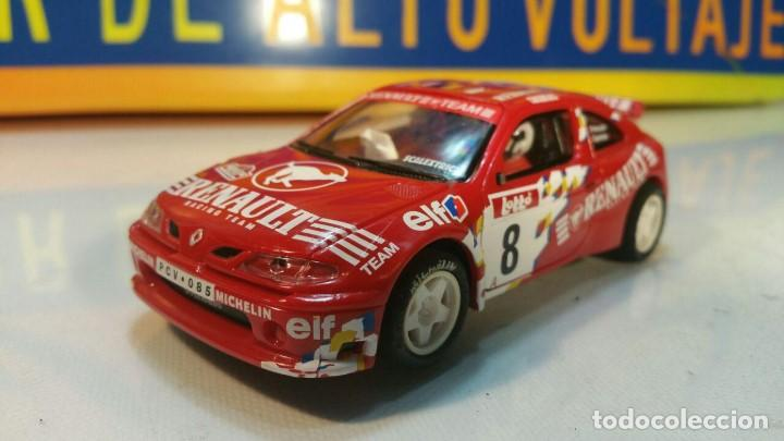 RENAULT MAXI MEGANE - TEAM (Juguetes - Slot Cars - Scalextric Tecnitoys)