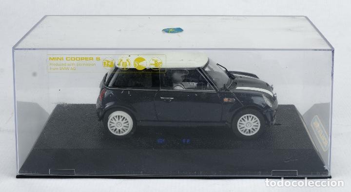 COCHE MINI COOPER S SCALEXTRIC (Juguetes - Slot Cars - Scalextric Tecnitoys)