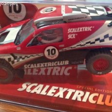 Scalextric: COCHE CLUB SCALEXTRIC 2010 VW VOLKSWAGEN TOUAREG. Lote 133595218