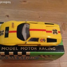 Scalextric: COCHE SCALEXTRIC MERCEDES WANKEL C-111. Lote 133595322