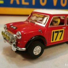Scalextric: SCALEXTRIC MINI COOPER. Lote 133732758