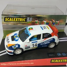 Scalextric: SCALEXTRIC TOYOTA COROLLA GALP TECNITOYS REF. 6014. Lote 134037406