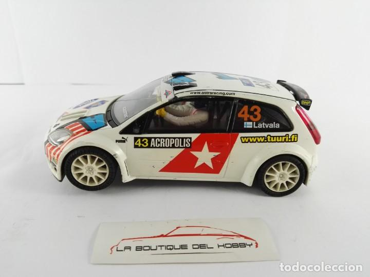 Scalextric: DESPIECE FORD FIESTA JWRC SCALEXTRIC 6162 - Foto 1 - 134212230
