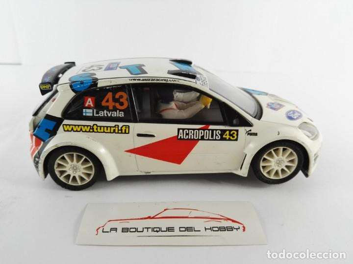 Scalextric: DESPIECE FORD FIESTA JWRC SCALEXTRIC 6162 - Foto 2 - 134212230