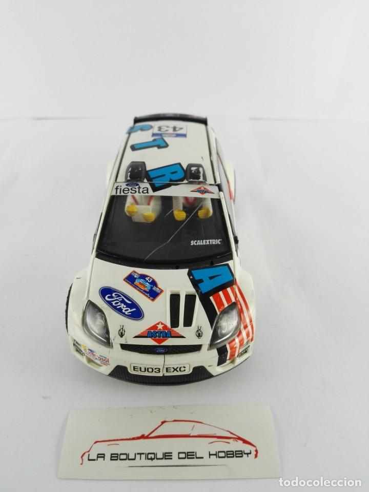 Scalextric: DESPIECE FORD FIESTA JWRC SCALEXTRIC 6162 - Foto 3 - 134212230