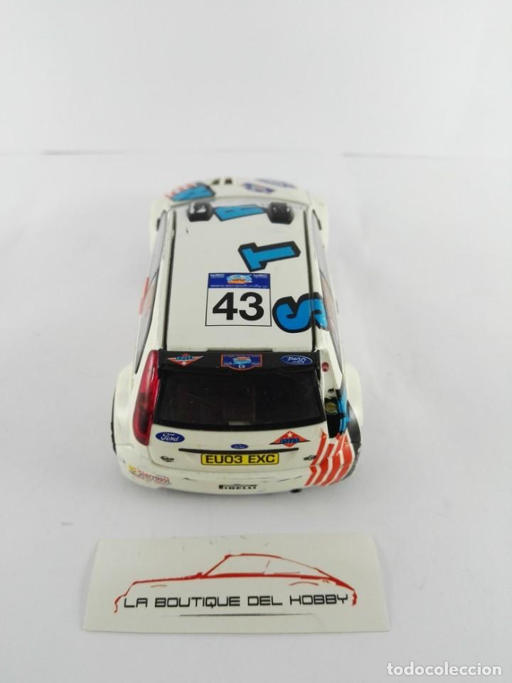 Scalextric: DESPIECE FORD FIESTA JWRC SCALEXTRIC 6162 - Foto 4 - 134212230
