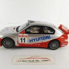 Scalextric: HYUNDAI ACCENT WRC SCALEXTRIC. Lote 134216570