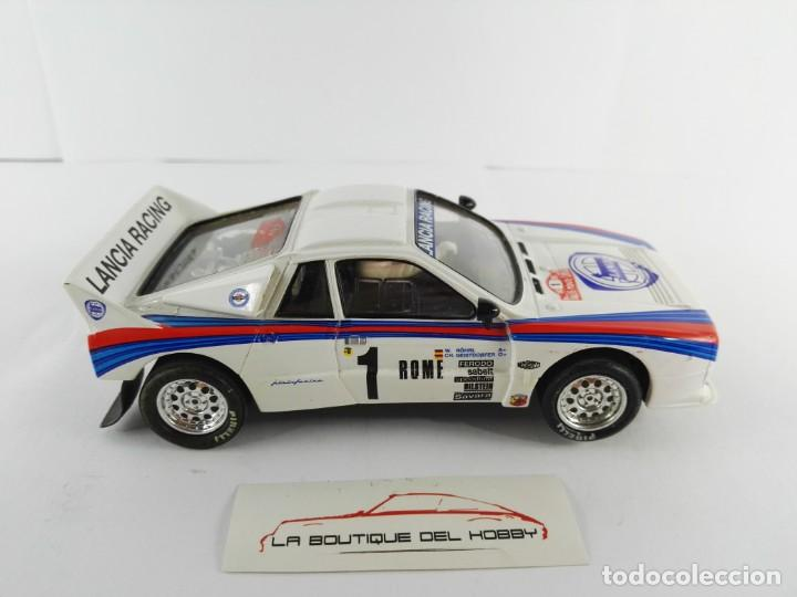 Scalextric: LANCIA RALLY 037 SCALEXTRIC - Foto 2 - 134216890