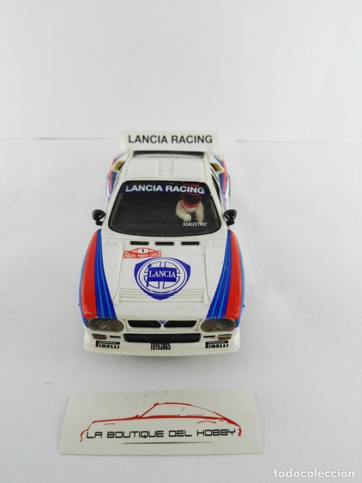 Scalextric: LANCIA RALLY 037 SCALEXTRIC - Foto 3 - 134216890