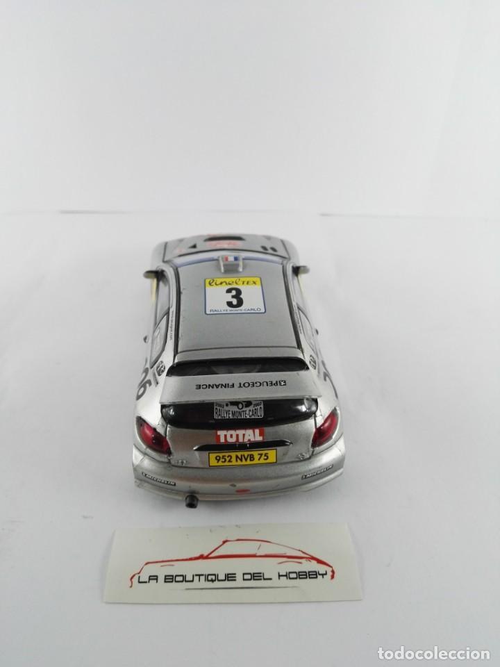 Scalextric: PEUGEOT 206 WRC SCALEXTRIC - Foto 4 - 134219858