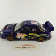 Scalextric: SUBARU IMPREZA WRC SCALEXTRIC. Lote 134220370