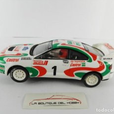 Scalextric: TOYOTA CELICA CASTROL SCALEXTRIC. Lote 134279738