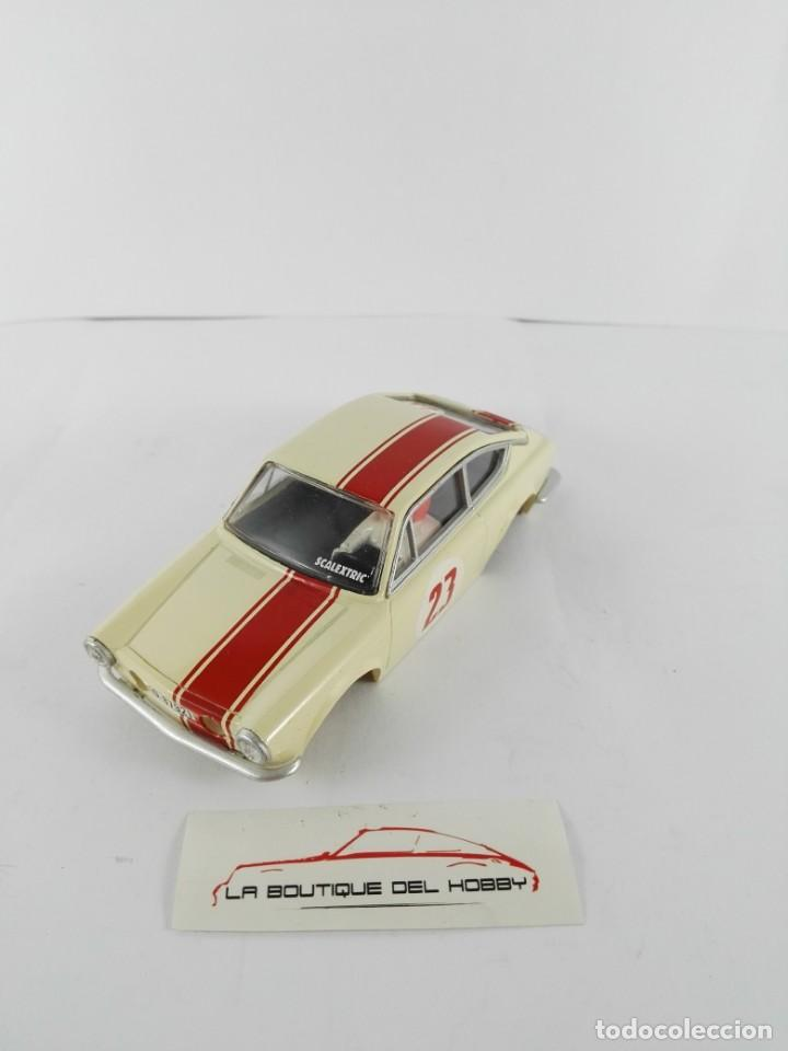 CARROCERIA SEAT 850 COUPE SCALEXTRIC (Juguetes - Slot Cars - Scalextric Tecnitoys)