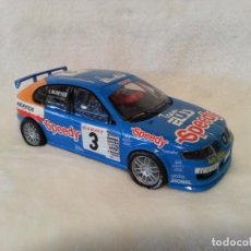 Scalextric: COCHE SCALEXTRIC SEAT LEON L. M REYES REPSOL TECNITOYS. Lote 134361490