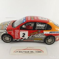 Scalextric: SEAT LEON SCALEXTRIC 6133. Lote 134405262