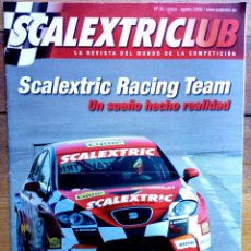 Scalextric: REVISTA SCALEXTRICLUB N° 26 - CLUB SCALEXTRIC OFICIAL -. Lote 134937701