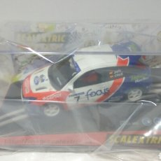 Scalextric: SCALEXTRIC FORD FOCUS WRC BOLLYCAO TECNITOYS. Lote 135901619