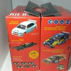 Scalextric: SCALEXTRIC KIT RALLY SEAT CÓRDOBA WRC TECNITOYS REF. 6903. Lote 135948393