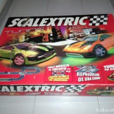 Scalextric: SCALEXTRIC CIRCUITO TUNING. COMPLETO SIN COCHES. Lote 136143558