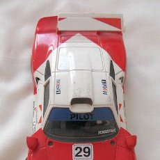 Scalextric: SCALEXTRIC TECNI TOYS PORSCHE 911 GT1. Lote 136147714