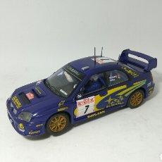 Scalextric: SCALEXTRIC SUBARU IMPREZA WRC TECNITOYS ALTAYA PRO. Lote 136220674