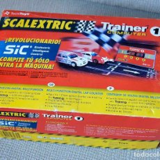 Scalextric: SCALEXTRIC TRAINER 1 COMPUTER. TECNITOYS.. Lote 136332950