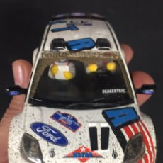Scalextric: COCHE SCALEXTRIC FORD FIESTA WRC. Lote 137007553