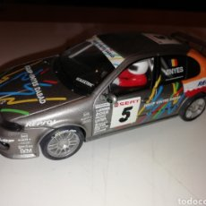 Scalextric: SEAT LEON SCALEXTRIC VINYES N5. Lote 137239978