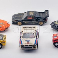 Scalextric: LOTE 15 + 1 COCHES SCALEXTRIC.. Lote 137258638