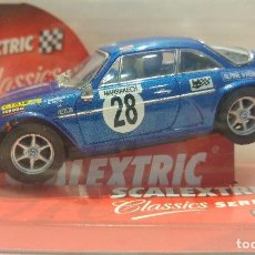 Scalextric: RENAULT ALPINE A110 SCALEXTRIC 6259. Lote 137444094